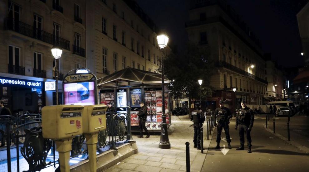 Ислямска държава пусна видео, за което твърди, че е с атентатора от Париж
