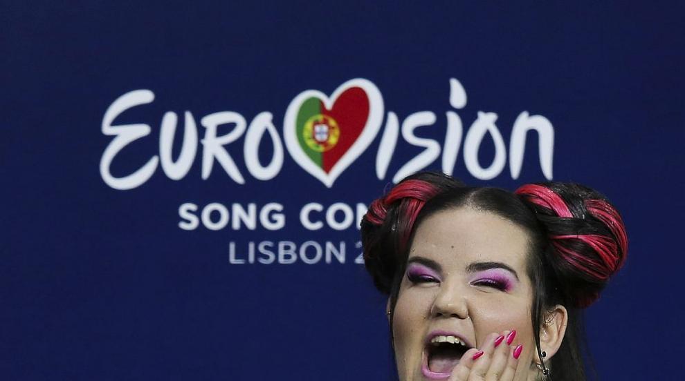 Израел намери 12 млн. евро депозит за Евровизия