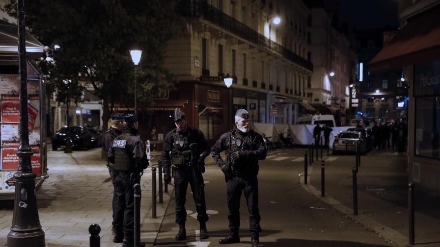 Арестуваха приятел на нападателя от Париж