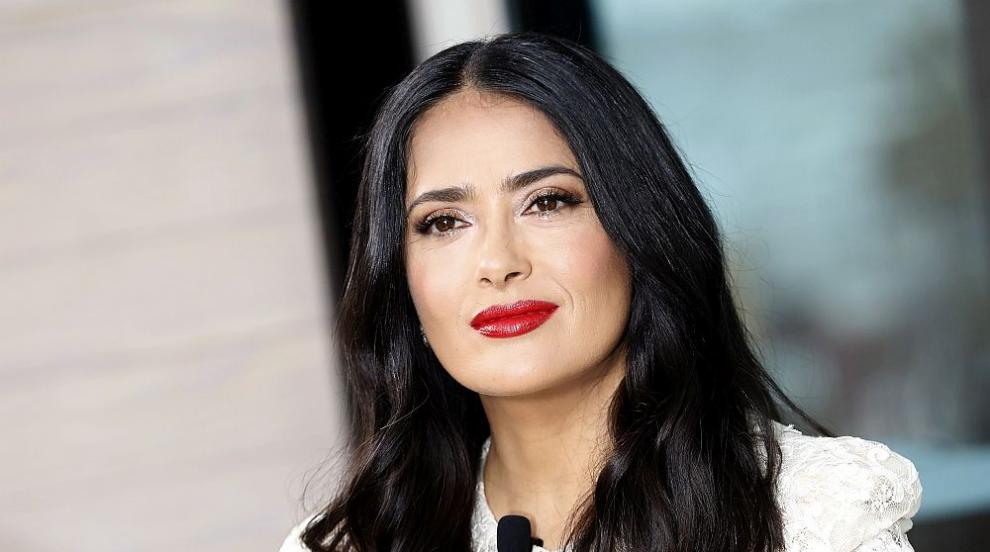 Салма Хайек: Актьорите искат толкова големи хонорари, че нищо не остава за...