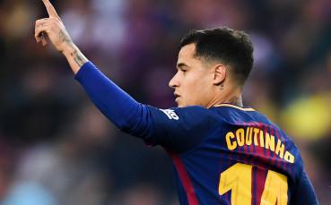 Барселона няма никакво намерение да продава Коутиньо
