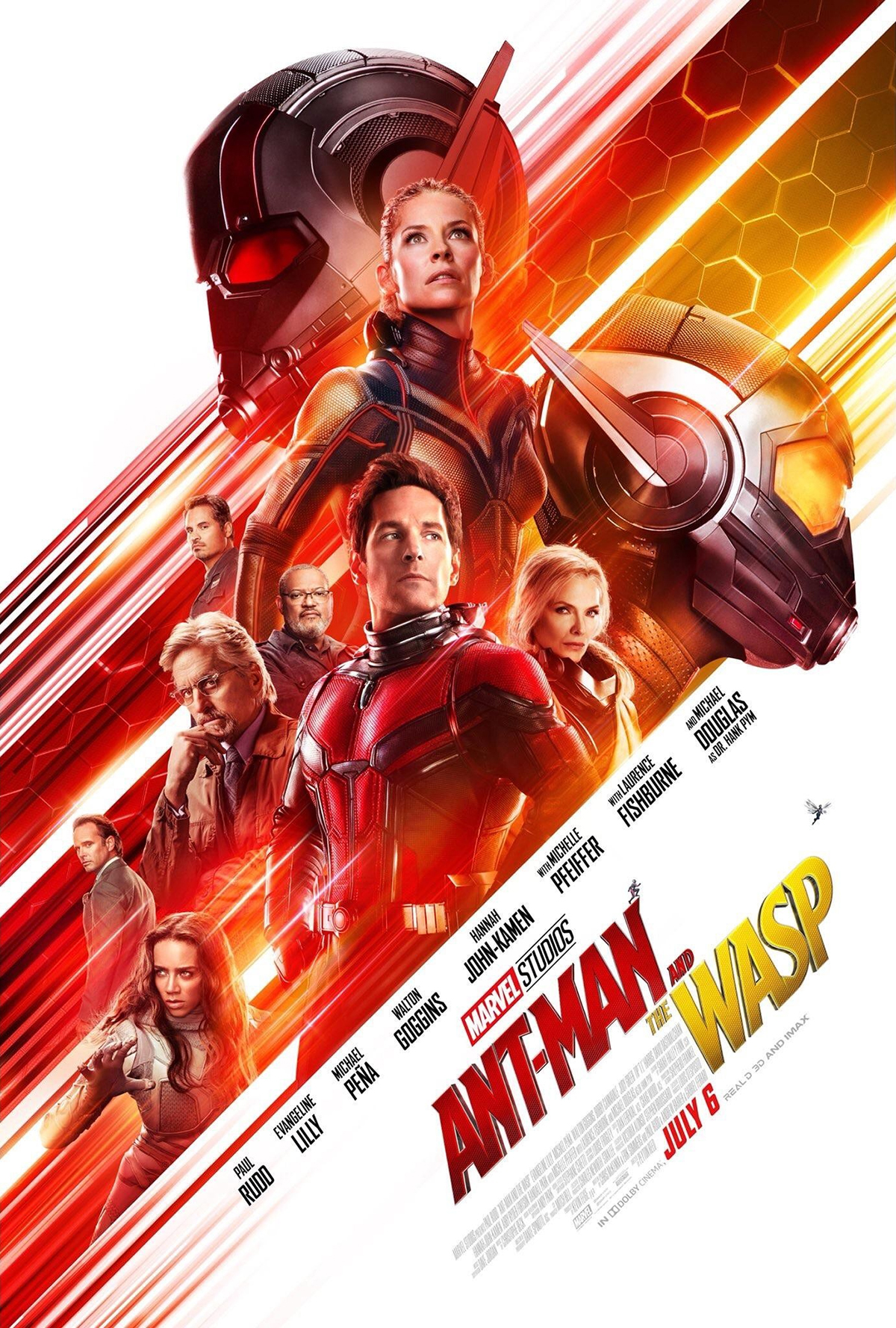 "4. Ant-Man and The Wasp / ""Ант-Мен и Осата"""