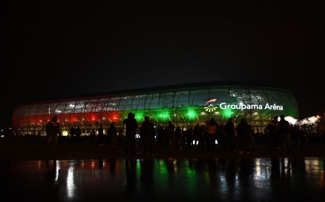 стадион Групама източник: Gulliver/GettyImages