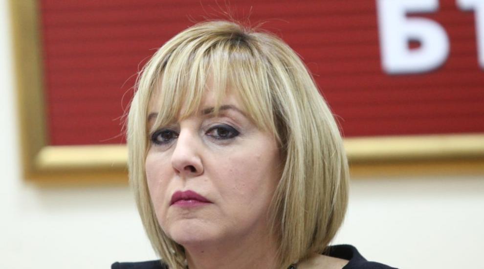 Манолова за българи, застрашени от затвор в Гърция: Става дума за колосална...
