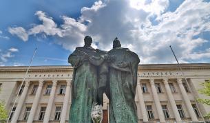 Паметник на Св. св. Кирил и Методий