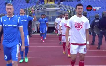 Епизод последен: Левски срещу ЦСКА в битка за чест и слава