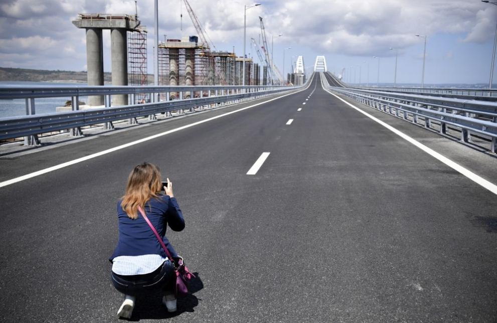 Мост Крим Керчен