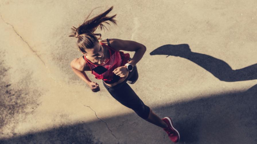 Как се променя тялото с 30 минути тичане дневно