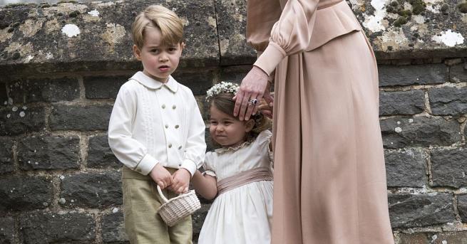 Дворецът Кенсингтън публикува списъка с имената на шаферите на сватбата