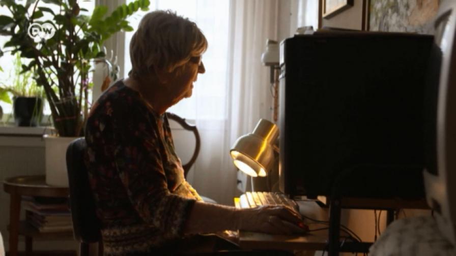 Тя е на 105 и е... блогърка (ВИДЕО)