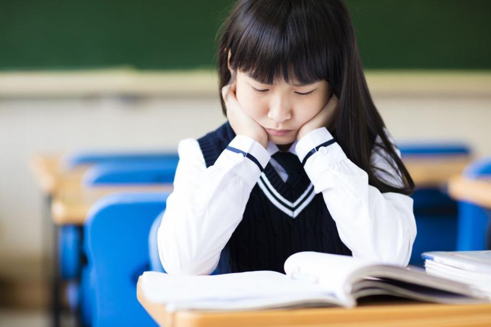 японски ученици