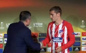 Гризман с отличието за най-добър във финала на Лига Европа