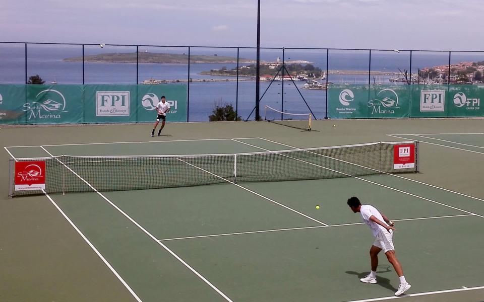 Лазаров и Донев на четвъртфинал на