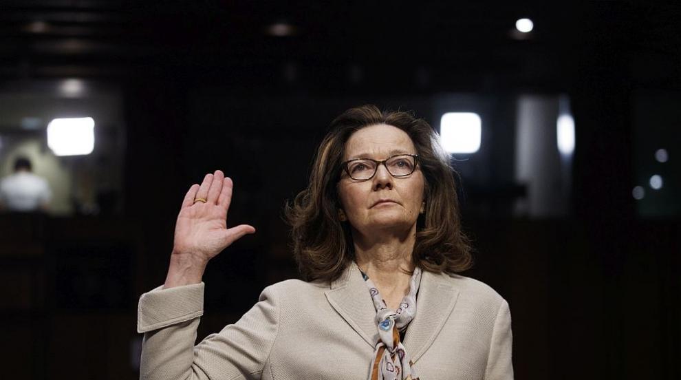Жена специалист по тайните операции застава начело на ЦРУ