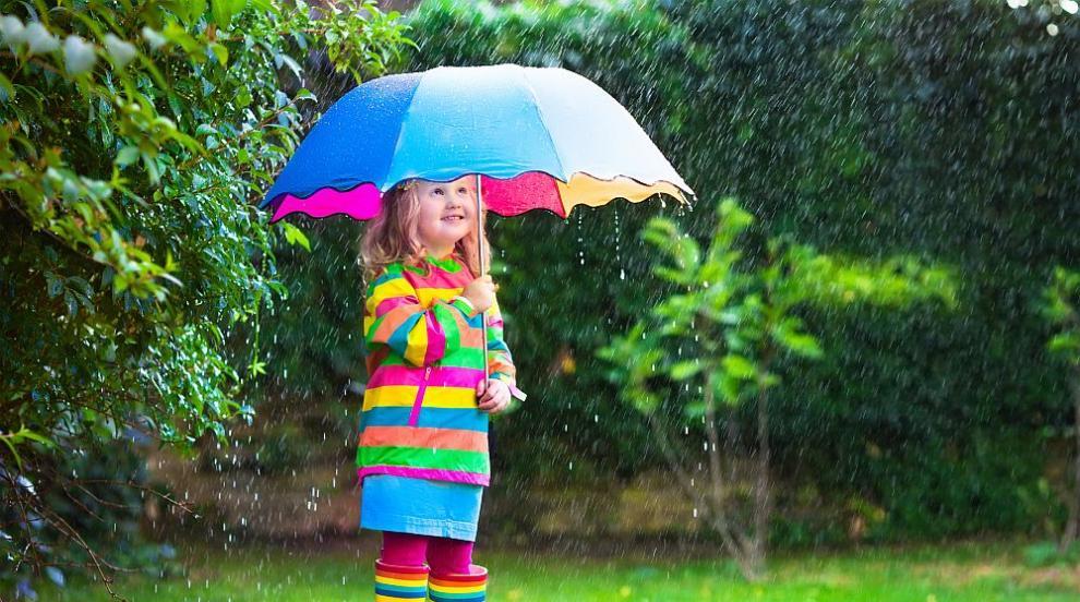 Пролетта в ход: слънце и дъжд се редуват и в следващите дни