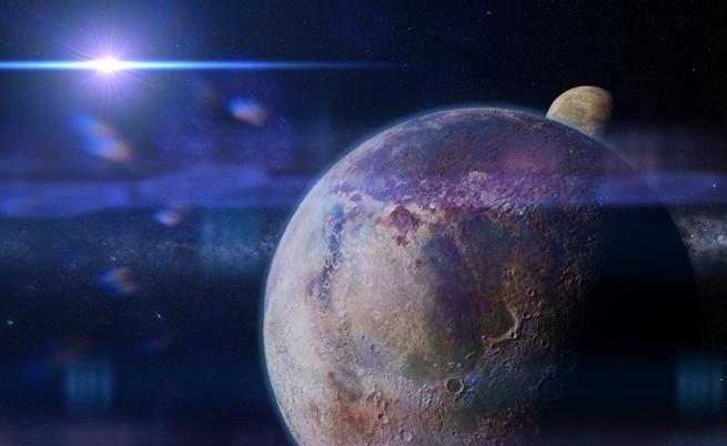 На една от луните на Юпитер има вода