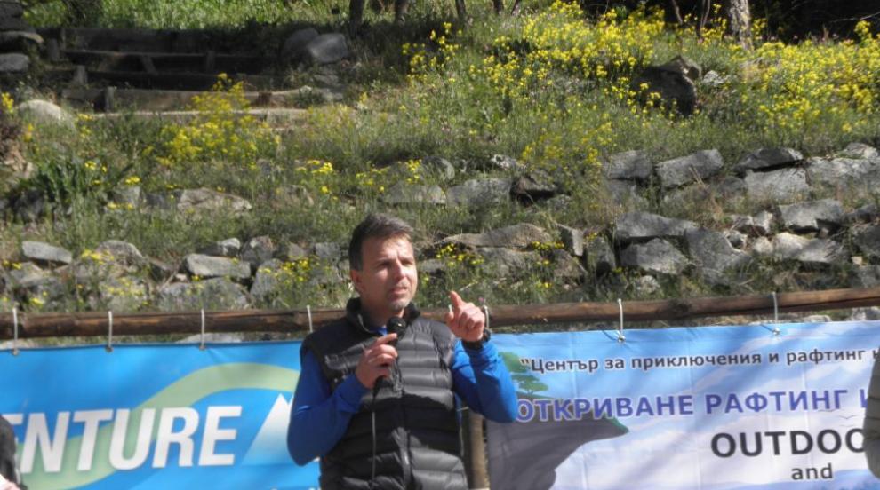 Увековечават името на Боян Петров с гора в негова памет