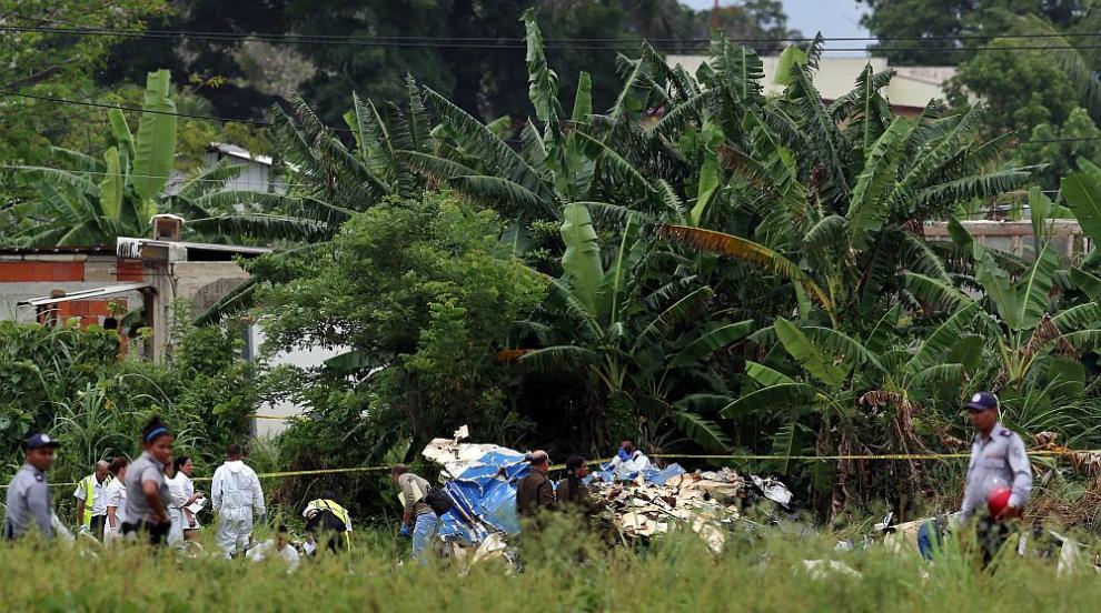 Траур в Куба за жертвите на самолетната катастрофа край Хавана