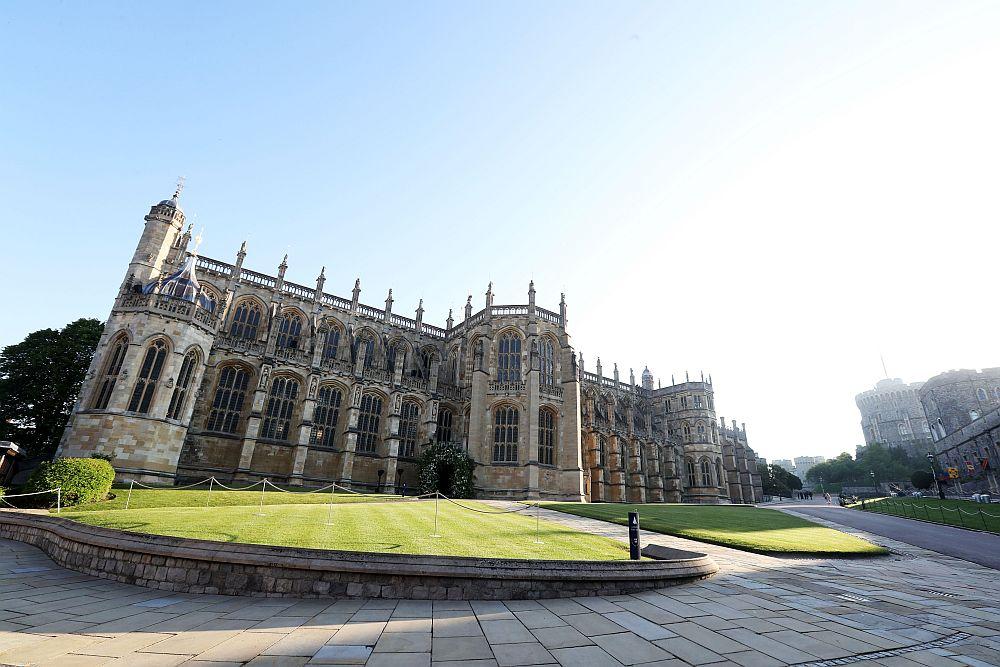 """Принц Хари и годеницата му Меган Маркъл ще се венчаят в параклиса """"Сейнт Джордж"""" на замъка Уиндзор"""
