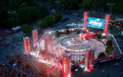 УЕФА наказа сурово Атлетико Мадрид