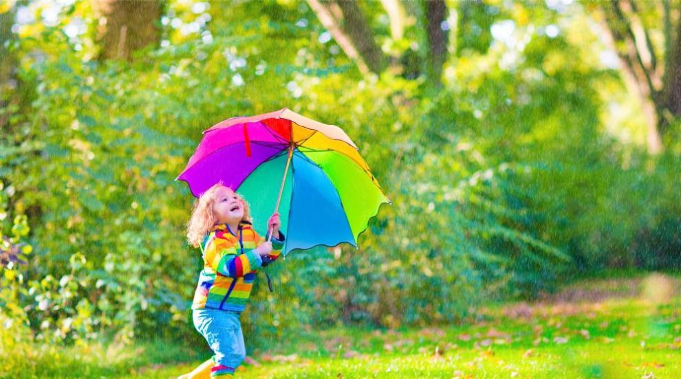 Докога ще продължат валежите и какво време ни чака до края на седмицата?