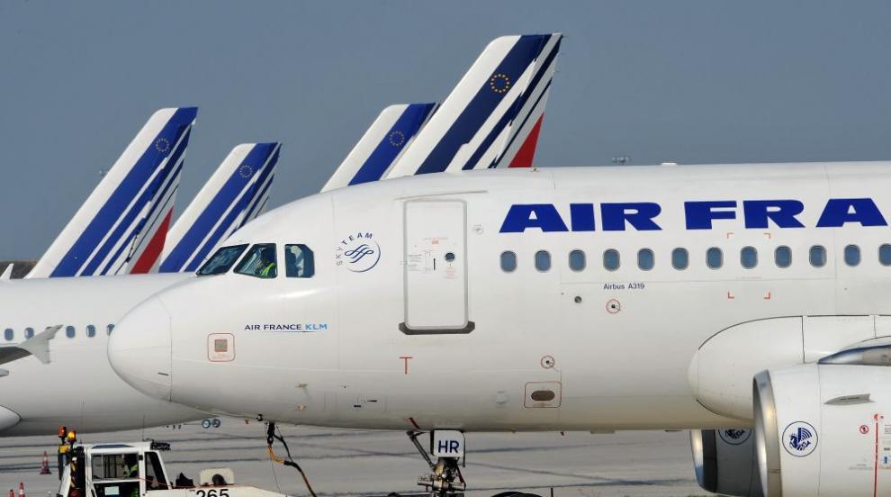Стачка отменя близо 20% от полетите във Франция на 22 май