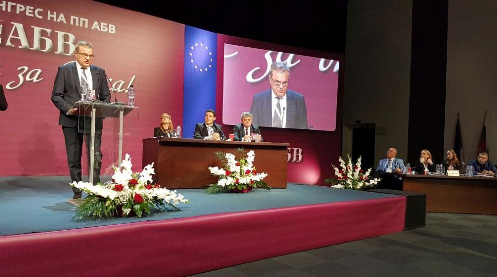 Партия АБВ с нов лидер, Георги Първанов даде заявка за обединение със...