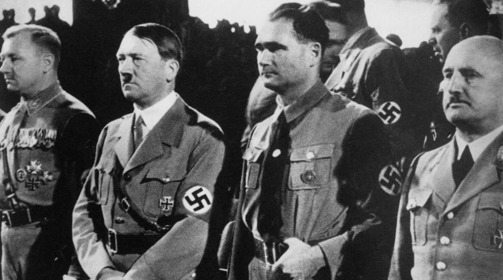 Ливански бизнесмен ще даде цилиндър, принадлежал на Хитлер, на еврейска...