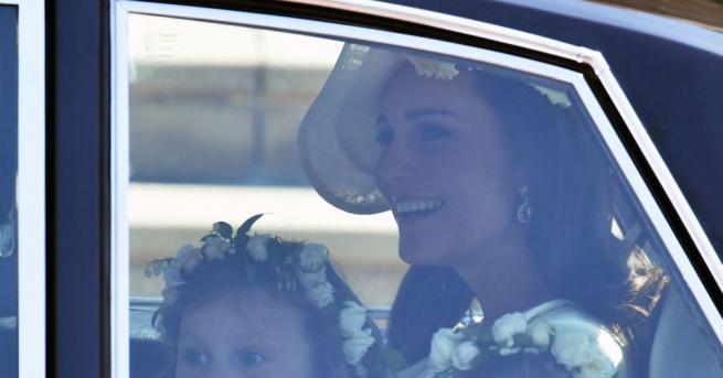 Най-малките гости на сватбата на принц Хари и Меган Маркъл