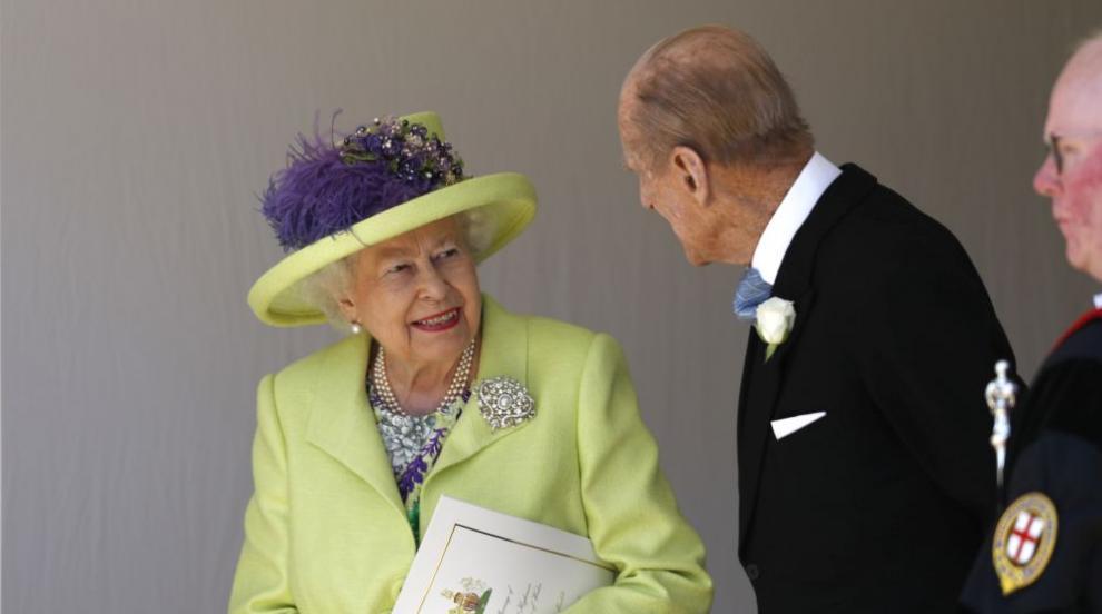 Какво подари Кралицата на Меган и Хари?
