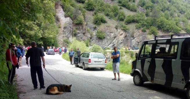 75-годишен мъж загина при катастрофа по пътя от село Грохотно