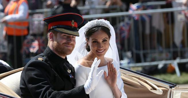 Вече трети ден светът говори за сватбата на британския принцХари