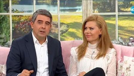 Деси Банова и Росен Плевнелиев очакват момченце през септември