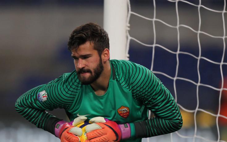 Тафарел: Алисон е готов да играе в Реал Мадрид