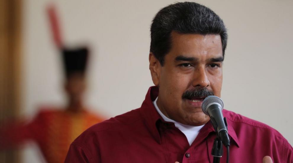 Във Венецуела преизбраха досегашния президент Николас Мадуро