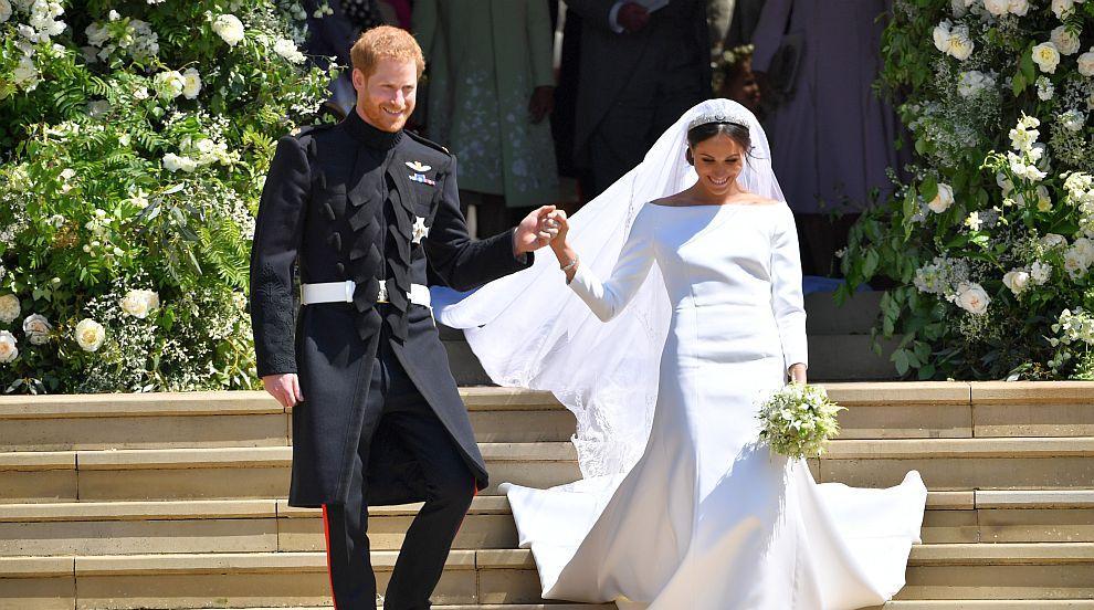 Вижте скиците на сватбената рокля на херцогиня Меган (СНИМКИ)