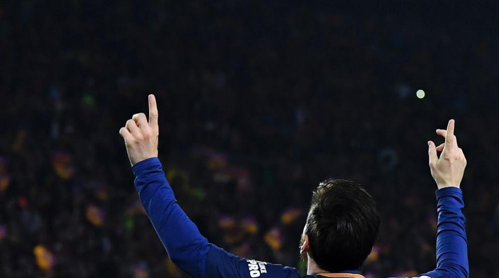Лео Меси стана първият с пет