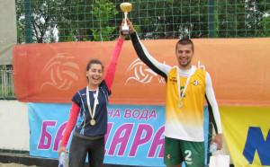 Юбилейният сезон на Beach Volley Mania почва със смесени двойки