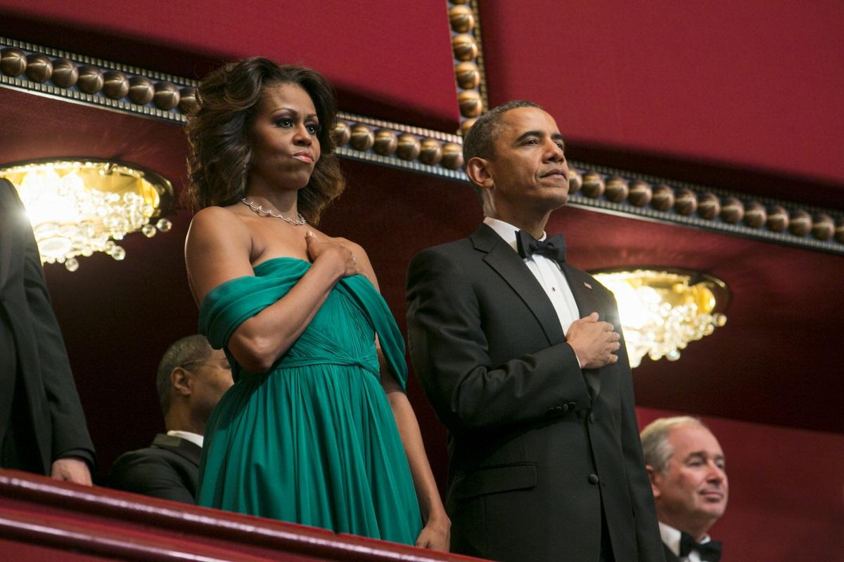 Мишел Обама, 2013 г.