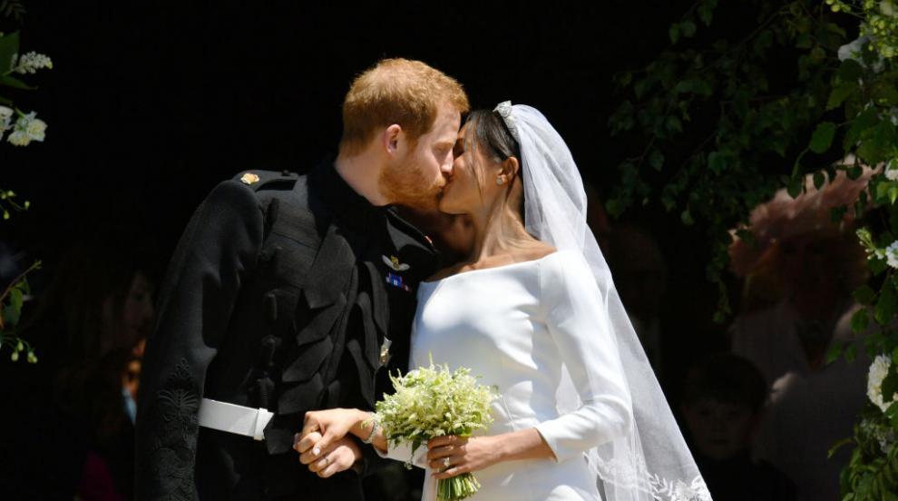 Кралска идилия: Хари и Меган празнуват 1 година семеен живот