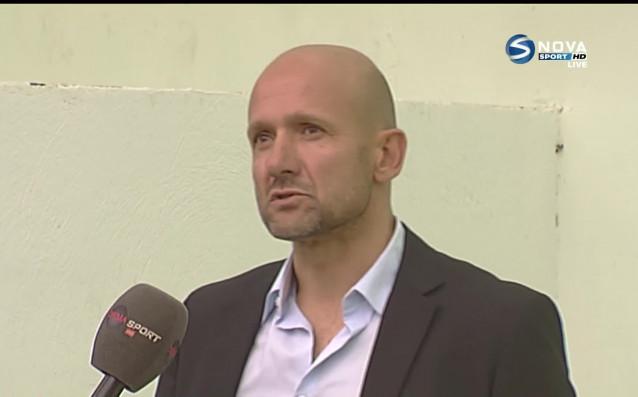 Старши треньорът на Пирин Благоевград Милен Радуканов нормално е разочарован