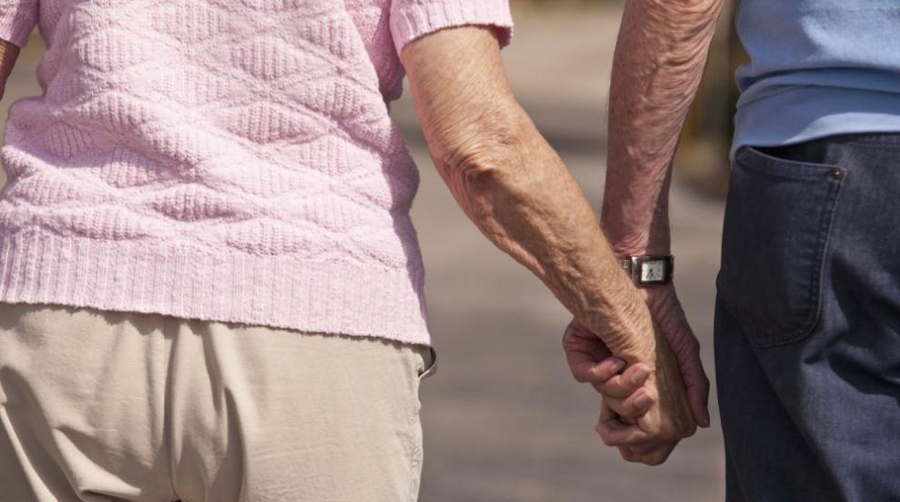61 години заедно: Двойка почина от естествена смърт в един и същи ден