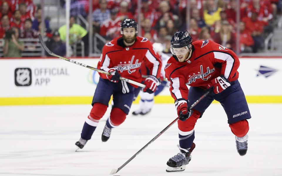 Вашингтон изравни серията срещу Тампа в НХЛ