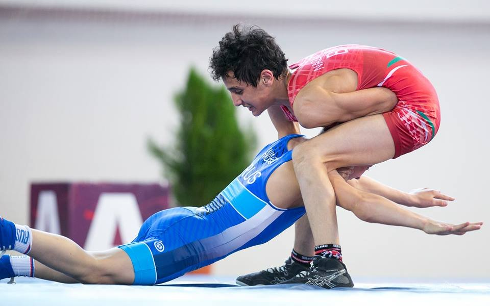 Назарян ще се бори за бронз на Олимпийските игри за младежи