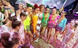 Грациите играха пред над 30 000 за фестивала на Алина Кабаева