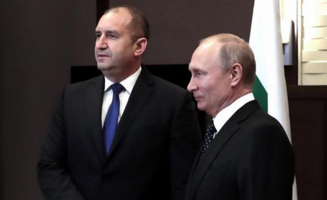 Кои са трите проекта, за които говори Радев в Русия