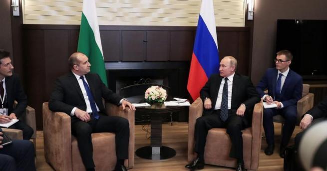 България и Русия трябва да бъдат открити и откровени една