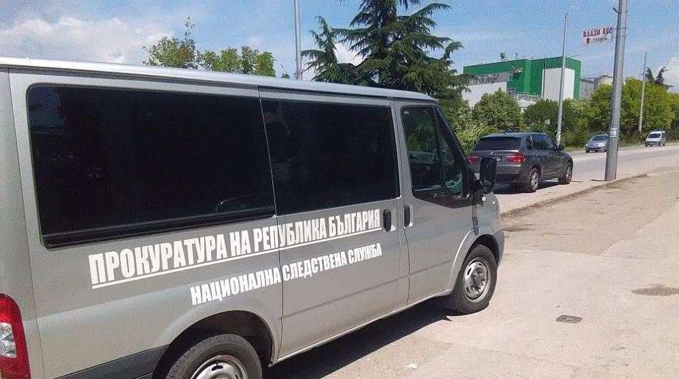 Арести в КАТ в Благоевград