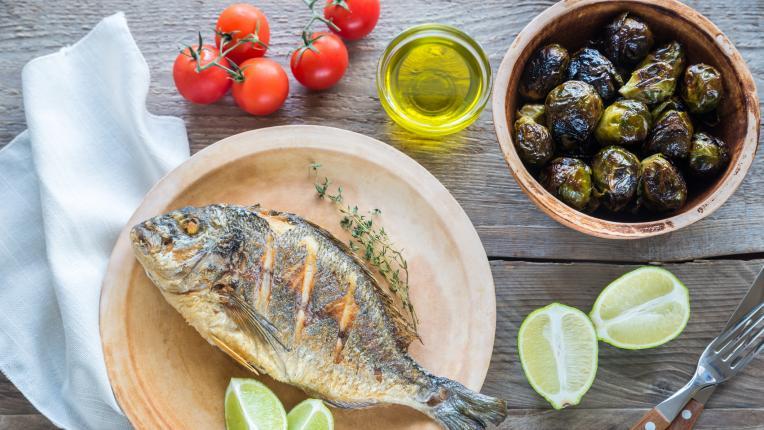 5 златни причини да ядем риба!
