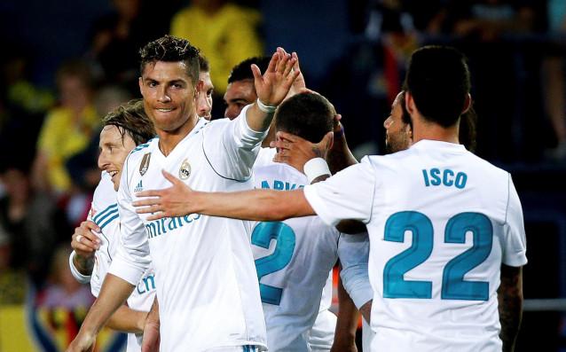 Голямата звезда на Реал Мадрид Кристиано Роналдо коментира възможността да